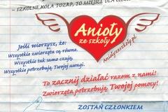 Plakat-Anioły-ze-szkoły